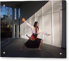 Gypsy Dance Acrylic Print