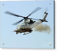H-1 Upgrades Test Pilot, Launches Acrylic Print by Stocktrek Images