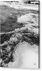 Acrylic Print featuring the photograph H2O by Alex Lapidus