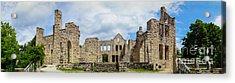 Ha Ha Tonka Castle Panorama Acrylic Print