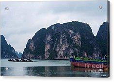 Ha Long Bay Acrylic Print