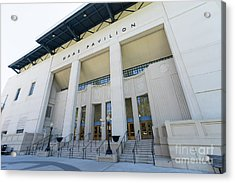 Haas Pavilion At University Of California Berkeley Dsc6302 Acrylic Print