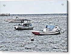 Habana Ocean Ride Acrylic Print