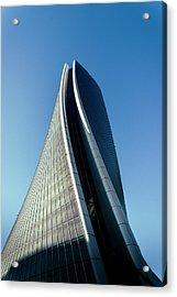 Hadid Tower, Milan, Italy Acrylic Print