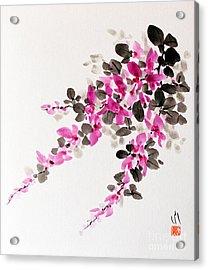 Hagi / Bush Clover Acrylic Print