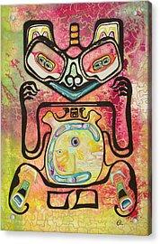 Haida Acrylic Print