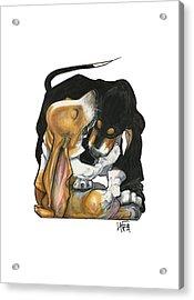 Haight 3020 Acrylic Print