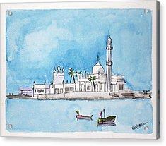 Haji Ali Mumbai Acrylic Print