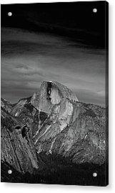 Half Dome From Columbia Rock Acrylic Print