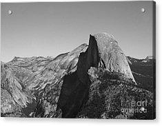 Half Dome From Glacier Point Acrylic Print by Richard Verkuyl