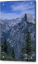 Half Dome From Washburn Point Acrylic Print by Stan and Anne Foster