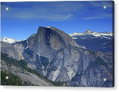 Half Dome From Yosemite Point Acrylic Print