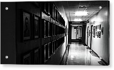 Hall Of Memories Acrylic Print