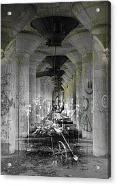 Hall Of Secrets Acrylic Print