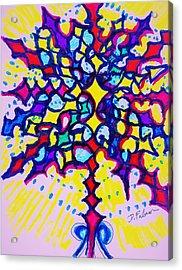 Hallelujah Acrylic Print