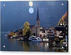 Hallstatt Austria Acrylic Print