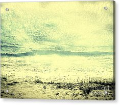 Hallucination On A Beach Acrylic Print