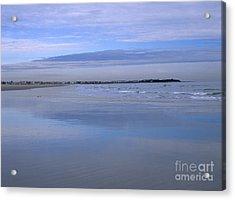 Hampton Beach New Hampshire Usa Acrylic Print by Erin Paul Donovan