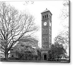 Hampton University Memorial Church Acrylic Print