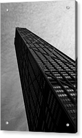 Hancock Building Acrylic Print