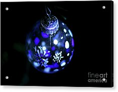 Handpainted Ornament 003 Acrylic Print