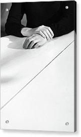 Hands #3110 Acrylic Print