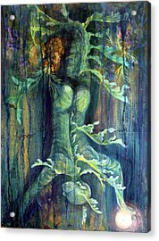Hanged Man Acrylic Print