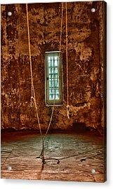 Hanging Room Acrylic Print