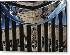 Happy Chevrolet  Acrylic Print by Kurt Gustafson