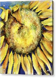 Happy Day Acrylic Print by Annette Berglund
