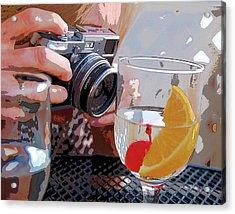 Happy Hour @ Mpbts Acrylic Print