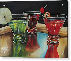 Happy Hour 2007  Acrylic Print