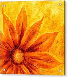 Happy Petals Acrylic Print