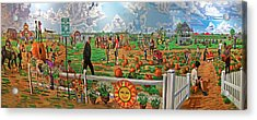 Harbe's Family Farm Acrylic Print