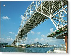 Harbor Bridge Acrylic Print
