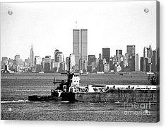 Harbor View 1990s Acrylic Print