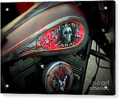 Harley 1 Acrylic Print