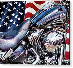 Harley-davidson 103 - B Acrylic Print