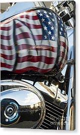 Harley Davidson 7 Acrylic Print