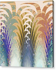 Harmony Acrylic Print by Ann Johndro-Collins