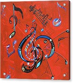 Harmony I Acrylic Print