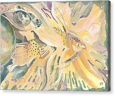 Harmony On Earth Acrylic Print