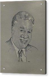 Harold Washington  Acrylic Print