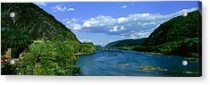 Harpers Ferry, West Virginia Acrylic Print by Panoramic Images