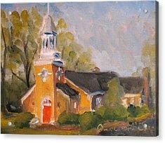 Harpeth Presbyterian Church Acrylic Print