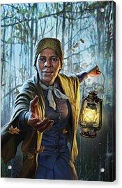 Harriet Tubman Acrylic Print