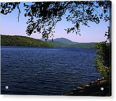 Harriman Acrylic Print by GJ Blackman