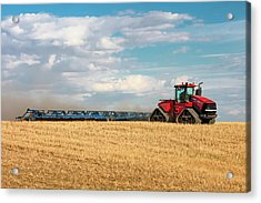 Harrow Cart Acrylic Print
