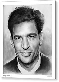 Harry Connick, Jr. Acrylic Print