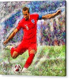 Harry Kane Acrylic Print